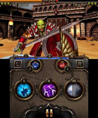 Der Ork will vermöbelt werden