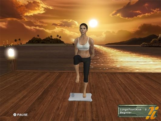 Bild zum Spiel Jillian Michaels Fitness Ultimatum 2010