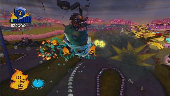 Bild zum Spiel Tornado Outbreak