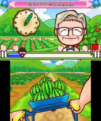 Melonen kutschieren