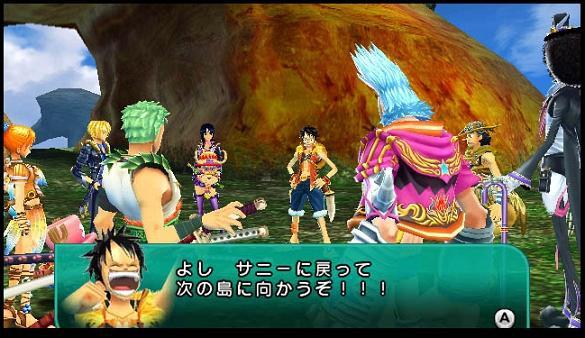 Bild zum Spiel One Piece: Unlimited Cruise