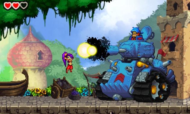 Bilder der Wii U-Version