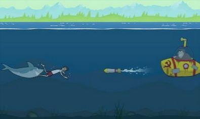 U-Boot voraus