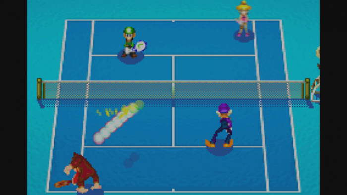 Nintendo-Helden gegeneinander