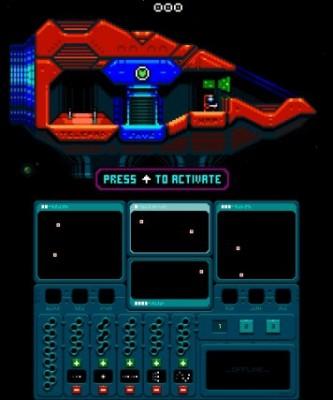 Im Raumschiff