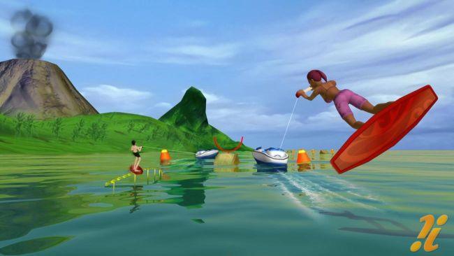Bild zum Spiel Water Sports