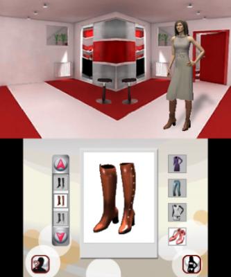 Schuhe auswählen