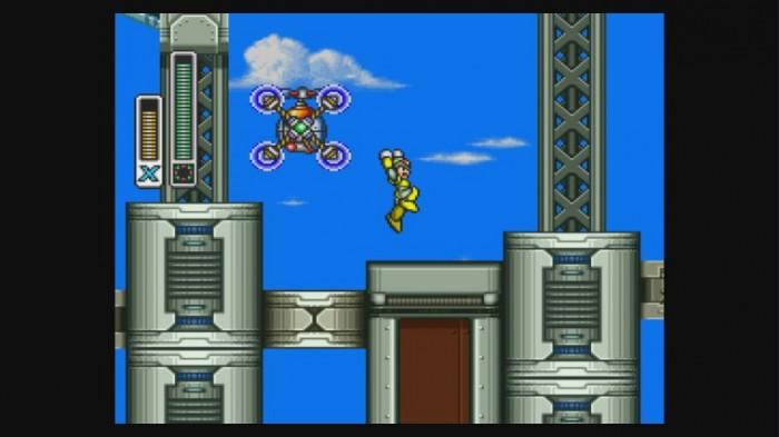 Gelber Mega Man