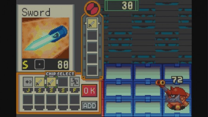 Chip-Auswahl