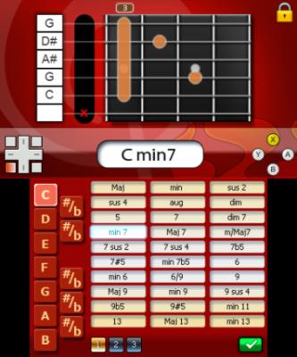 C min7