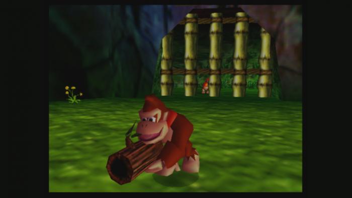 Affe mit Knarre