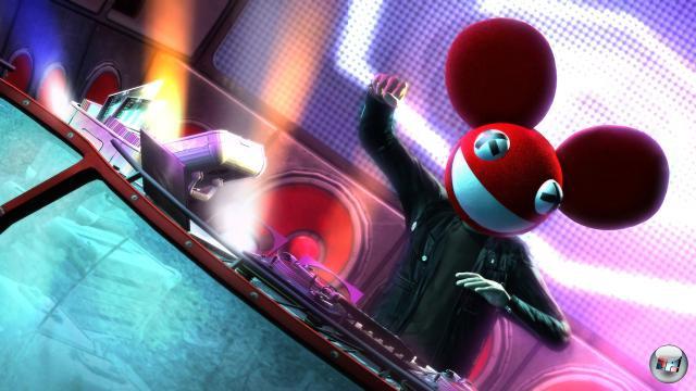 Bild zum Spiel DJ Hero 2