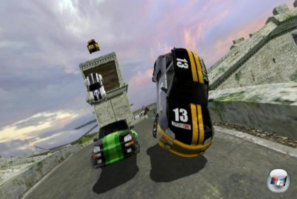 Bild zum Spiel TrackMania