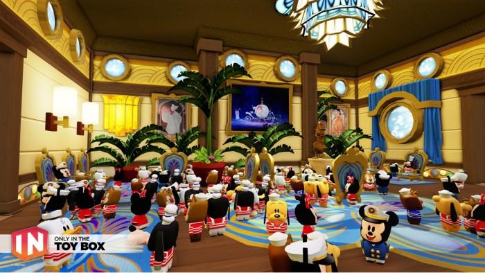 Disney Infinity 3.0 Oceaneers Screenshot