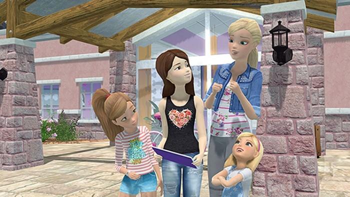 Barbie-Familie