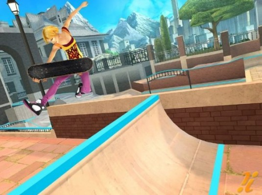 Bild zum Spiel Shaun White Skateboarding