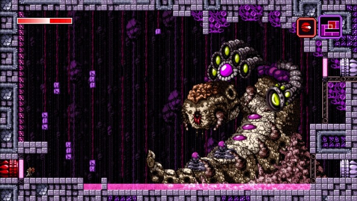 Axiom Verge-Screenshot