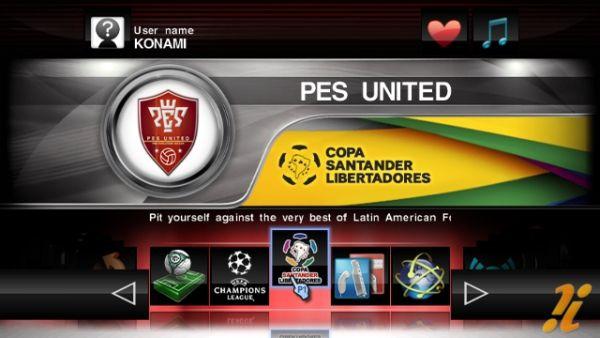Bild zum Spiel Pro Evolution Soccer 2011