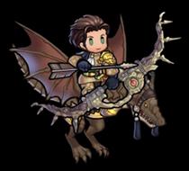 Ab sofort verfügbar – Claude: Weltenverknüpfer ist der nächste Legendäre Held in Fire Emblem Heroes