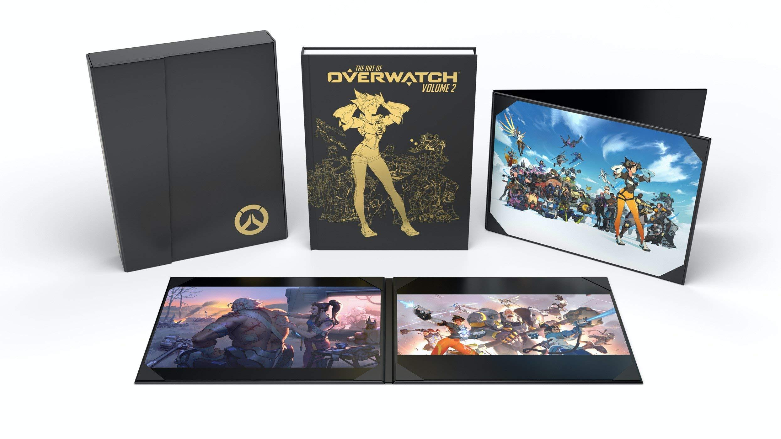 The Art of Overwatch Volume 2 – Weiteres Artbook zu Overwatch erscheint im Oktober 2021