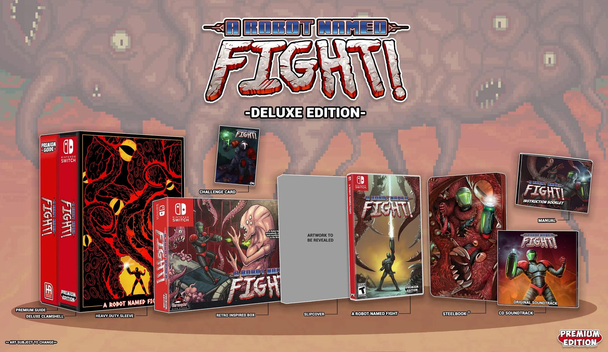 <div>Premium Edition Games kündigt physische Veröffentlichung zu Demon's Tier+ und The Sunshine Anthology an – Cathedral folgt</div>