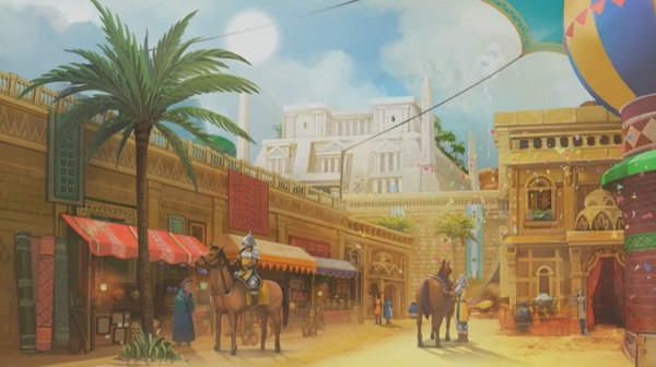 PS4-Version von Dragon Quest XI im Video Neuer Trailer veröffentlicht
