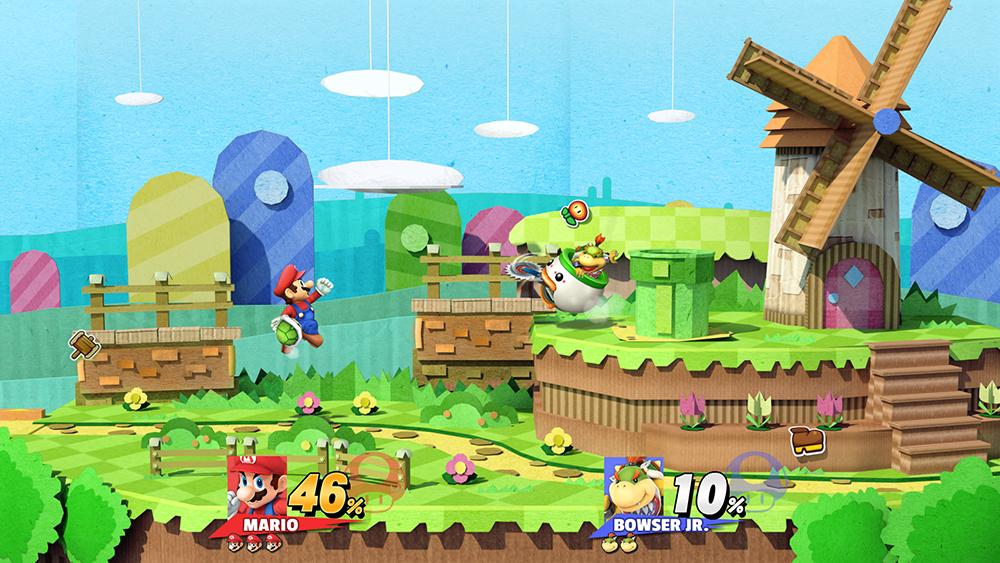 Super Mario Odyssey im November?