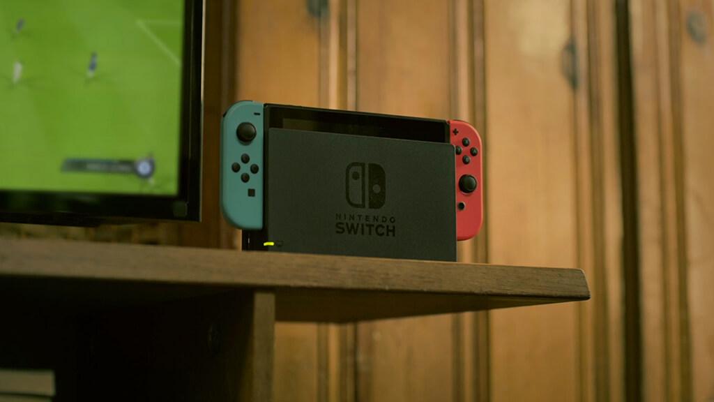 Details zu FIFA 18 auf Nintendo Switch