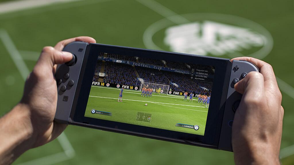 EA SPORTS FIFA 18: Details zum Nintendo Switch Debüt