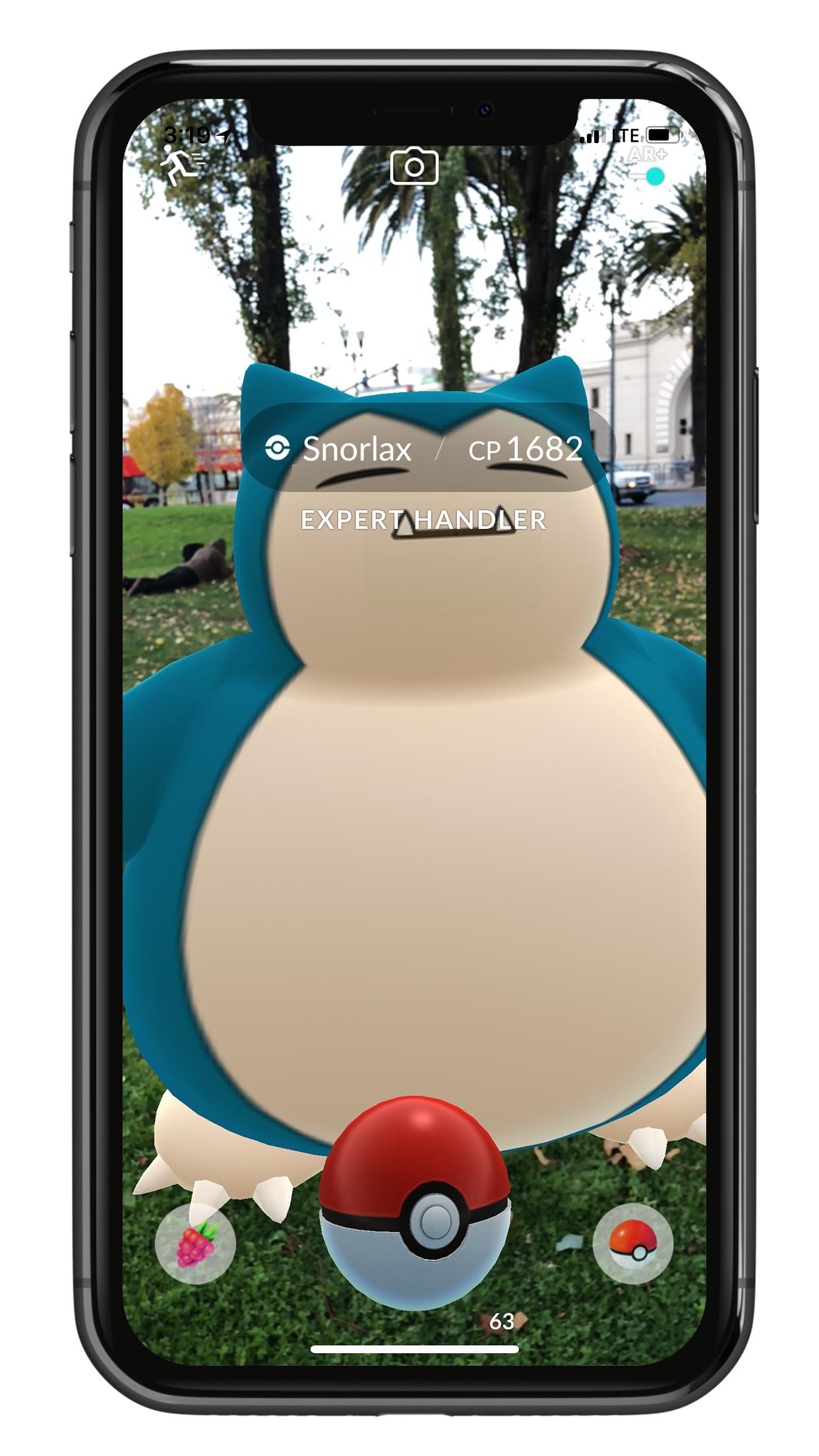 Pokemon Go Ar Modus Geht Nicht