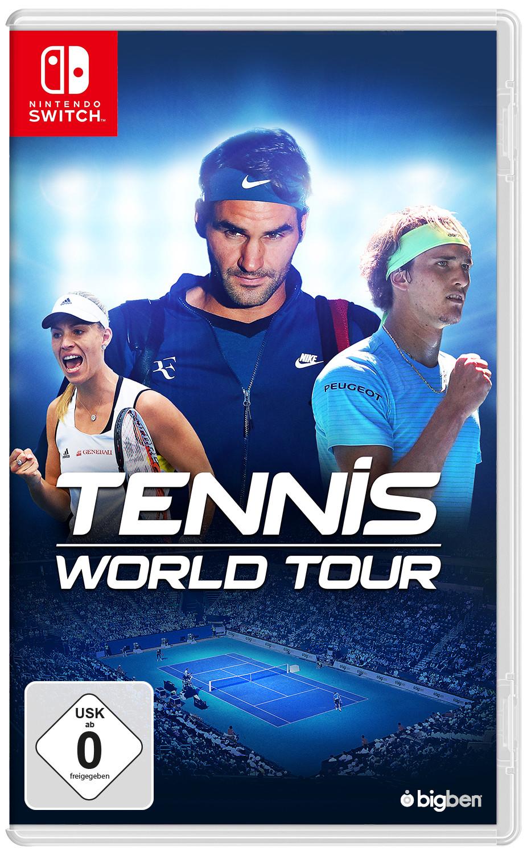 Big Ben Tennis World Tour