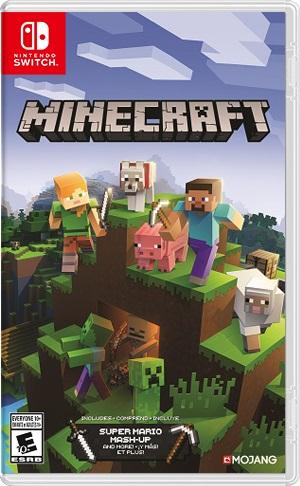 Minecraft Erhält Eine Nintendo SwitchHandelsversion Und Die Bedrock - Minecraft flussig spielen