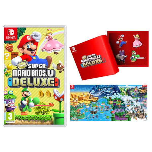 Diesen Bonus erhalten Käufer von New Super Mario Bros. U ...