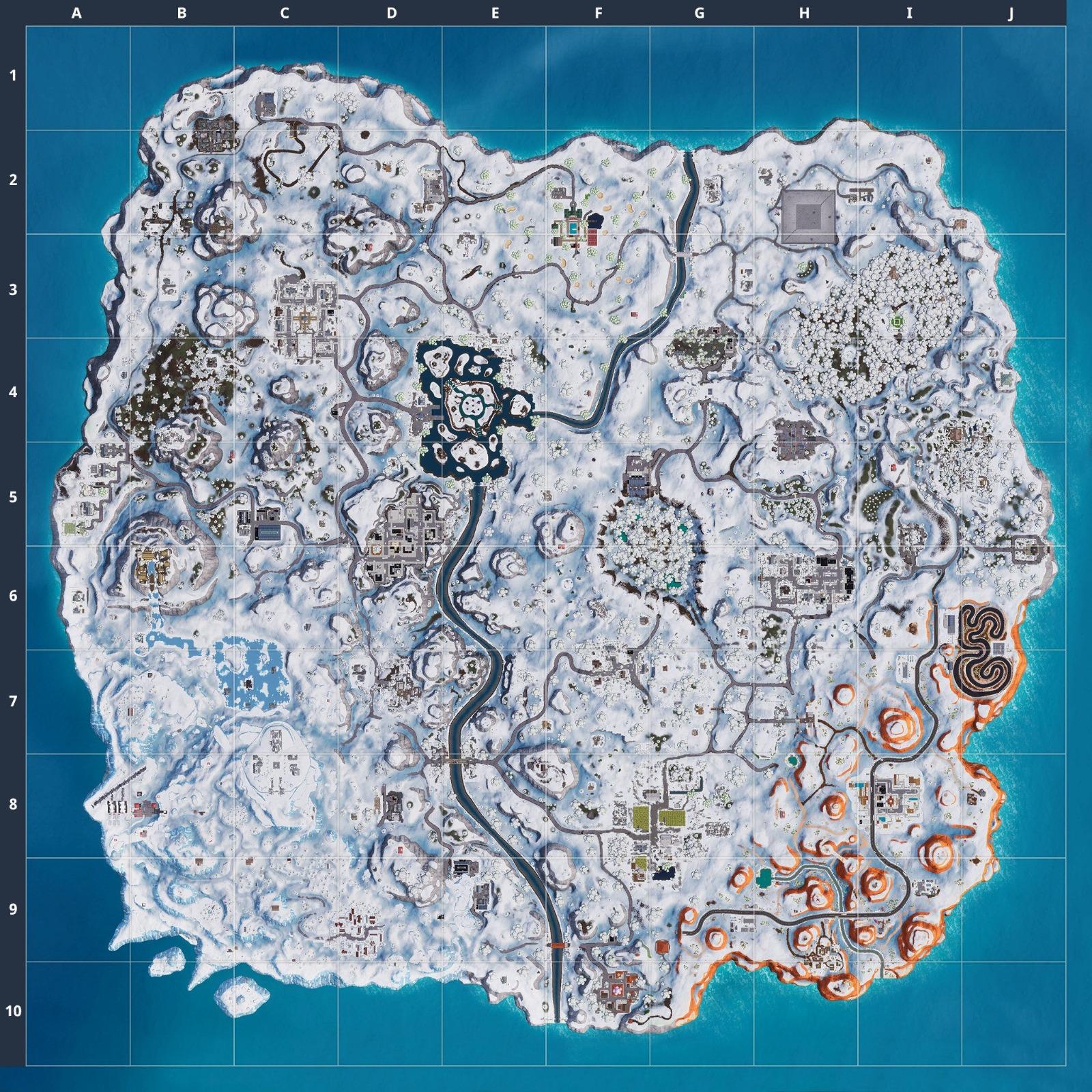 Fortnite Patch 710 Bringt Neuen Modus Wird Bald Die Ganze Karte