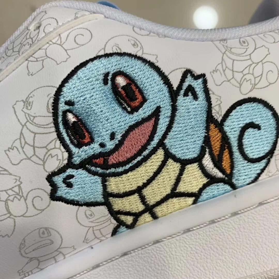 Geht An Mit Produktreihe Den Pokémon In Adidas Start China Neuer ikOPuXZ