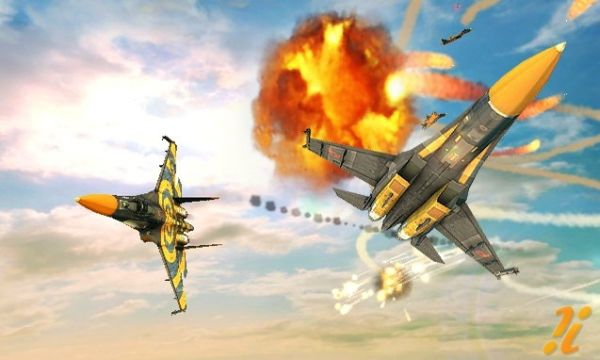 Bild zum Spiel Tom Clancy's H.A.W.X. 2