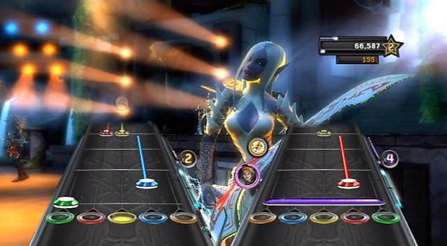 Bild zum Spiel Guitar Hero: Warriors of Rock