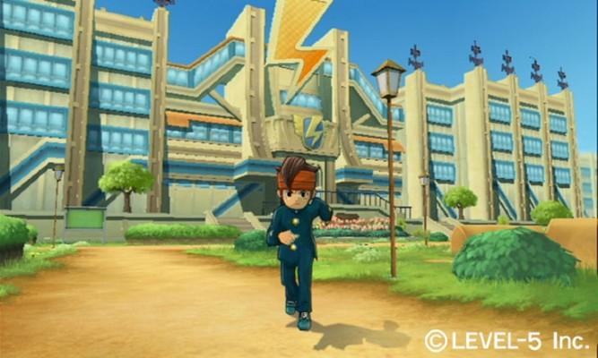 Bild zum Spiel Inazuma Eleven Strikers