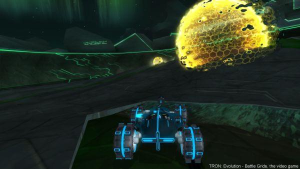 Bild zum Spiel TRON: Evolution - Battle Grids