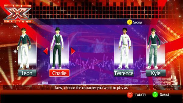 Bild zum Spiel X-Factor