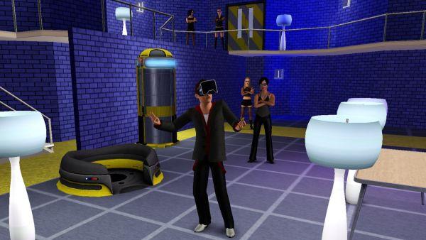 Bild zum Spiel Die Sims 3