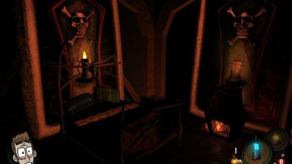Bild zum Spiel Haunted House