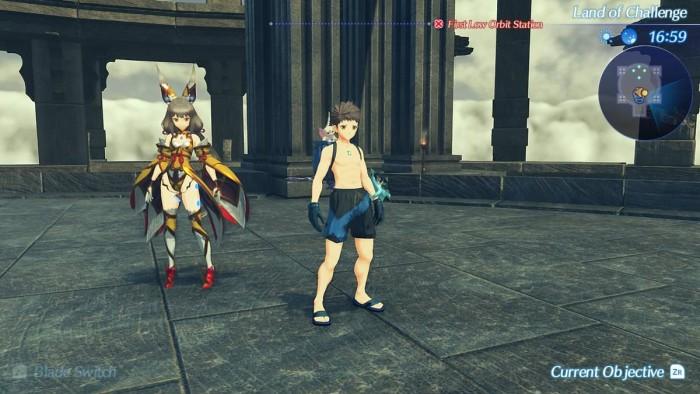 Kostüme aus dem Erweiterungspass zu Xenoblade Chronicles 2