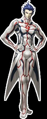 Charakter-Artwork zu Shin Megami Tensei V