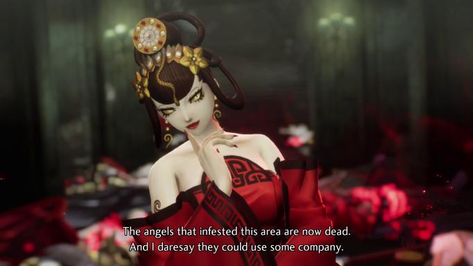 Screenshot von Shin Megami Tensei V