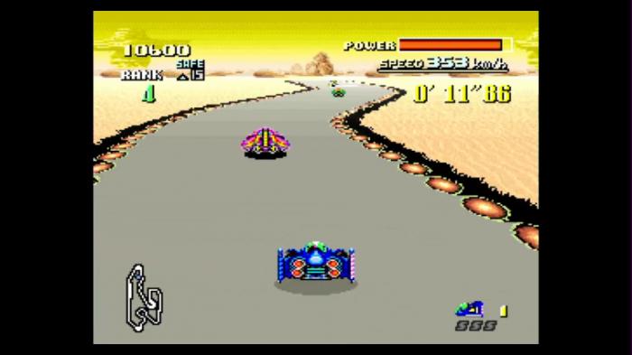 Screenshot SNES