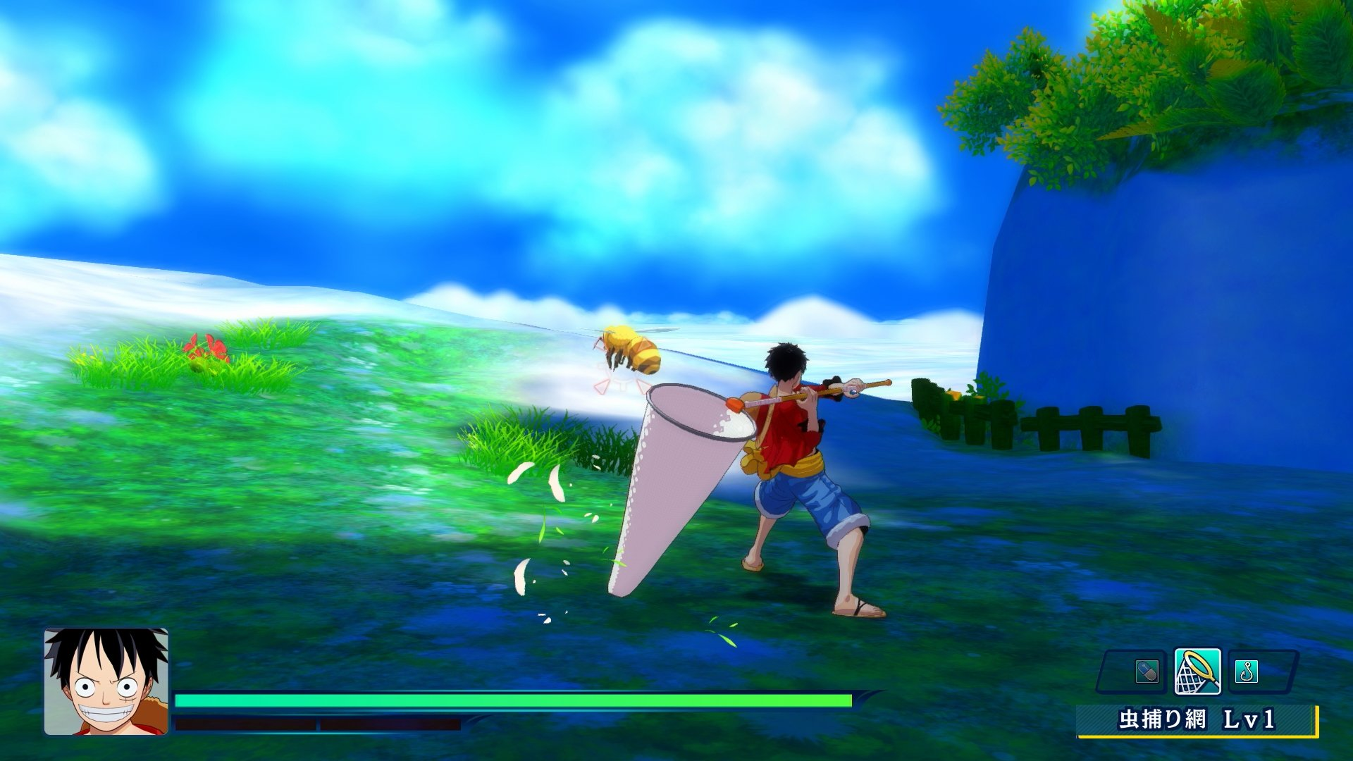 Erster Trailer zu One Piece: Unlimited World Red Deluxe Edition
