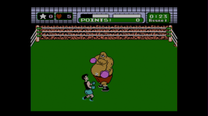 Screenshot NES