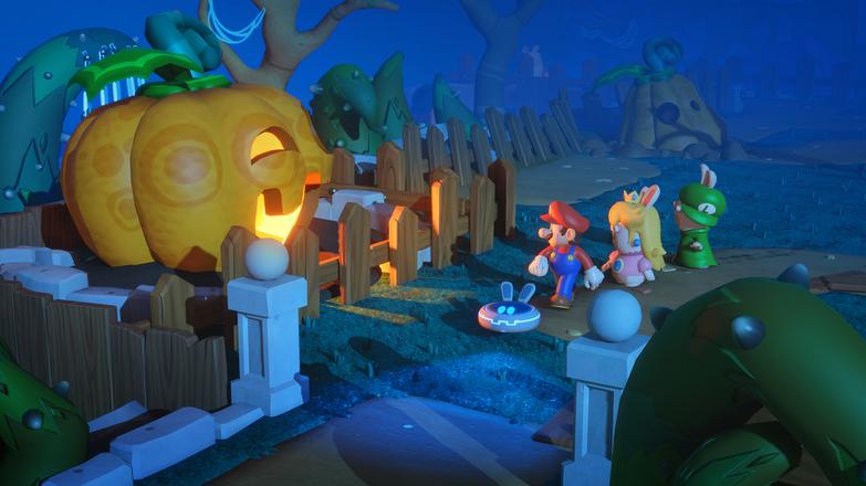 Mario + Rabbids: Kingdom Battle angekündigt