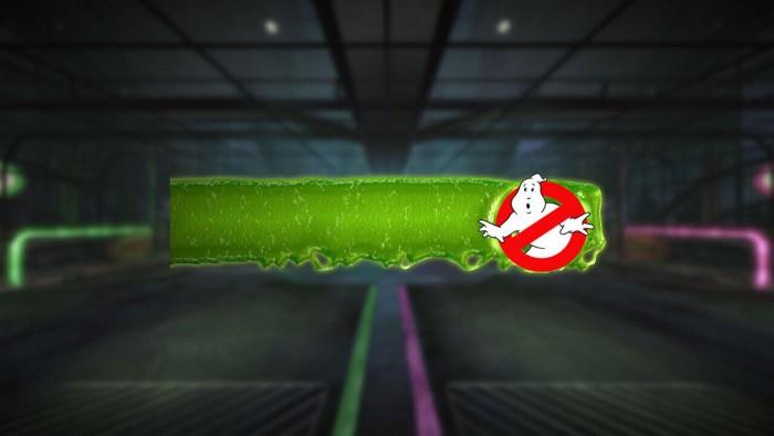 Screenshot vom Spiel Rocket League (Haunted Hallows-Event)